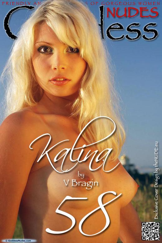 Kalina - `Set 3` - by V Bragin for GODDESSNUDES