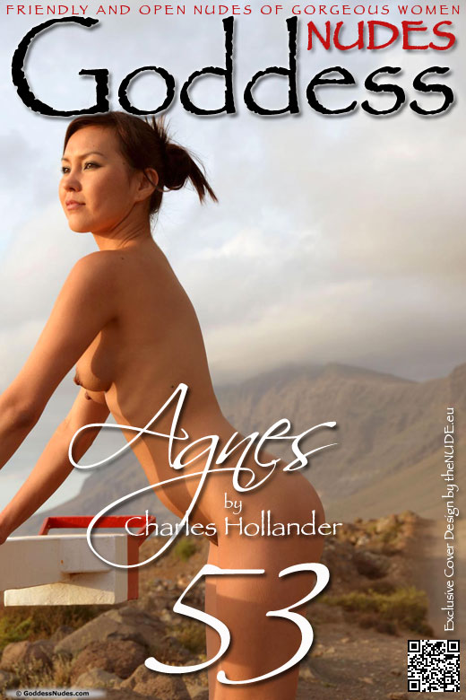 Agnes - `Set 3` - by Charles Hollander for GODDESSNUDES
