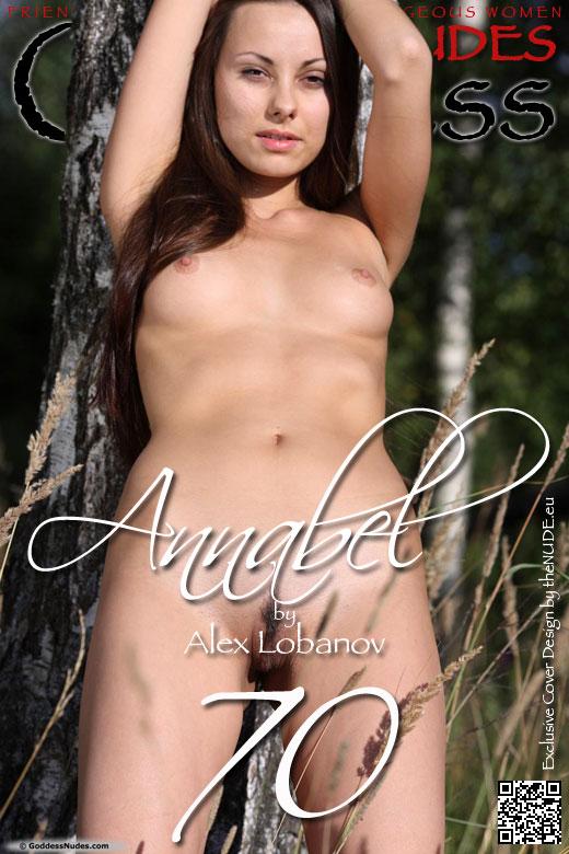 Annabel - `Set 2` - by Alex Lobanov for GODDESSNUDES
