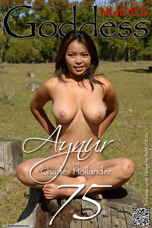 Aynur - `Set 1` - by Charles Hollander for GODDESSNUDES