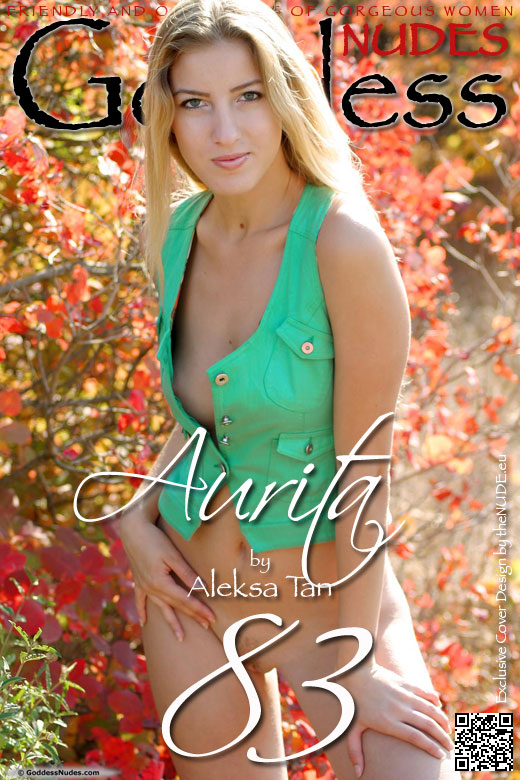Aurita - `Set 1` - by Aleksa Tan for GODDESSNUDES