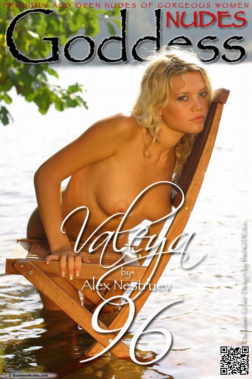Valeya - `Set 1` - by Alex Nestruev for GODDESSNUDES