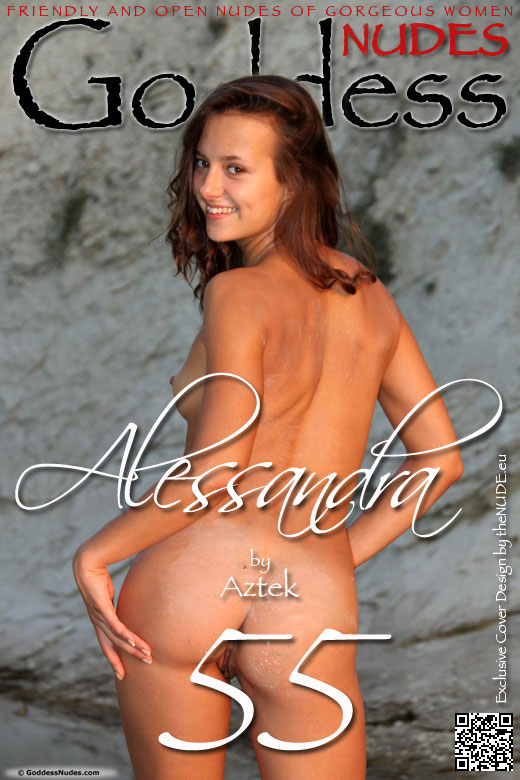 Alessandra - `Set 2` - by Aztek for GODDESSNUDES