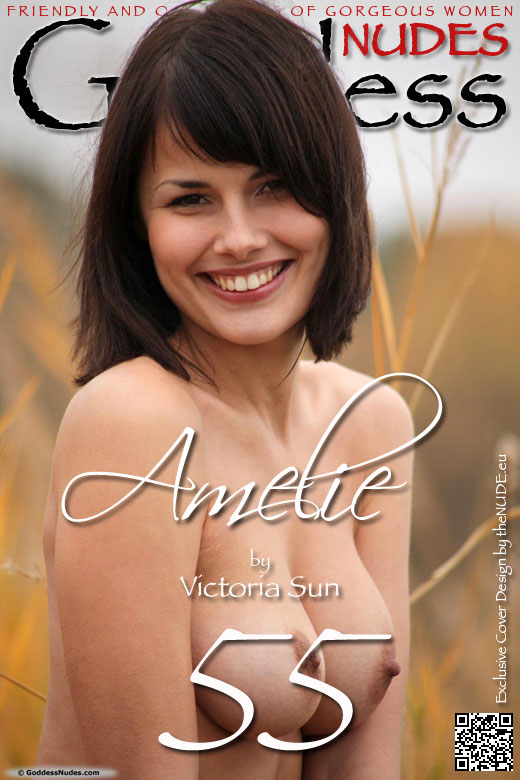 Amelie - `Set 3` - by Victoria Sun for GODDESSNUDES