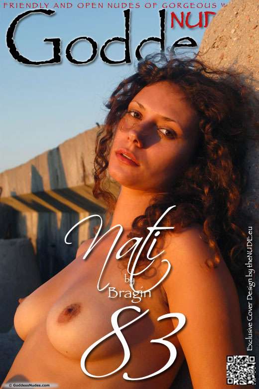 Nati - `Set 1` - by Bragin for GODDESSNUDES