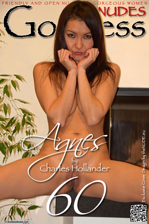 Agnes - `Set 1` - by Charles Hollander for GODDESSNUDES