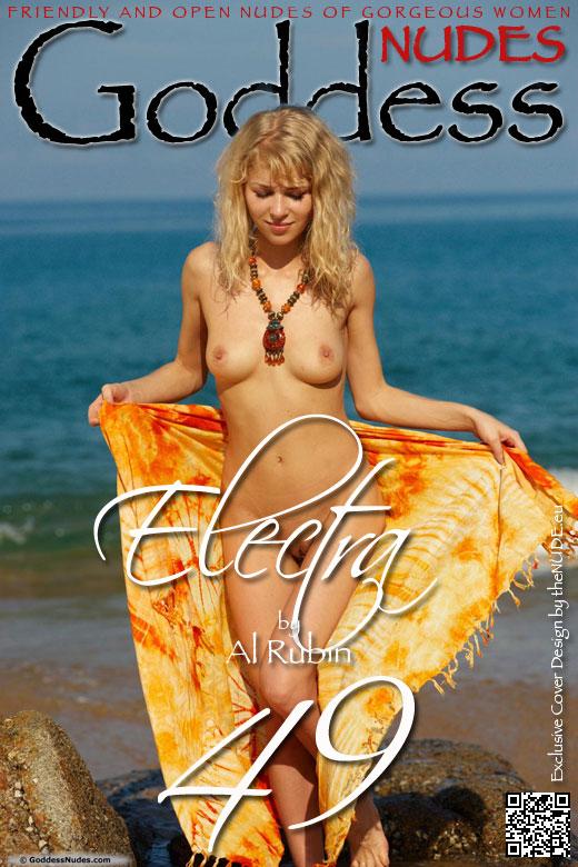 Electra - `Set 6` - by Al Rubin for GODDESSNUDES