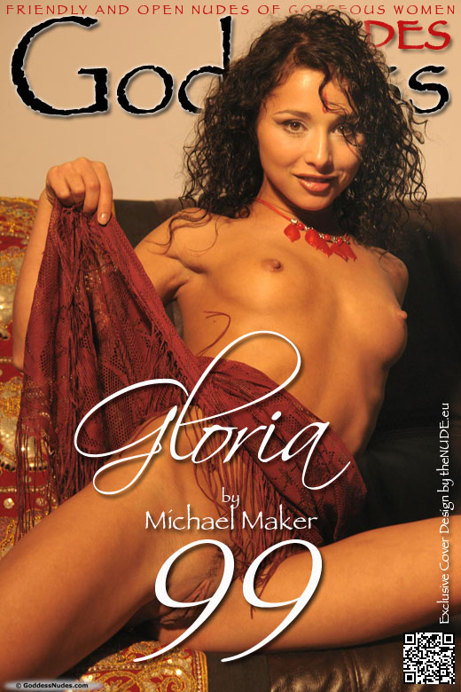 Gloria - `Set 2` - by Michael Maker for GODDESSNUDES