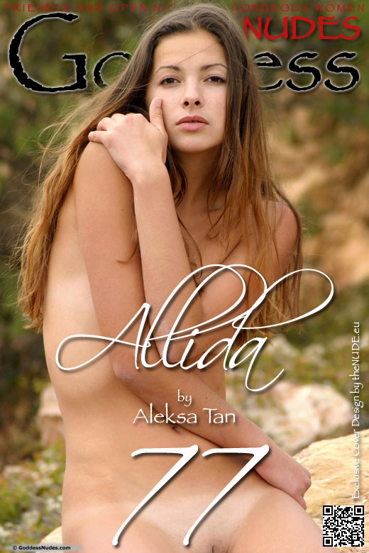 Allida - `Set 1` - by Aleksa Tan for GODDESSNUDES