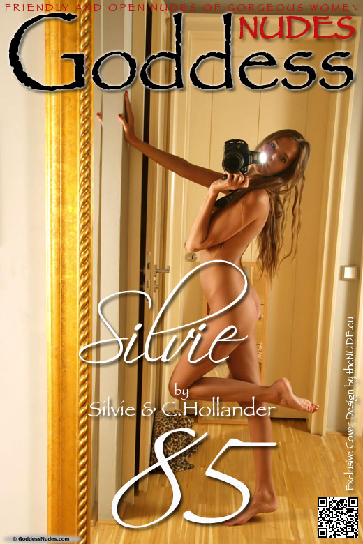 Silvie - `Set 1` - by Silvie & C Hollander for GODDESSNUDES