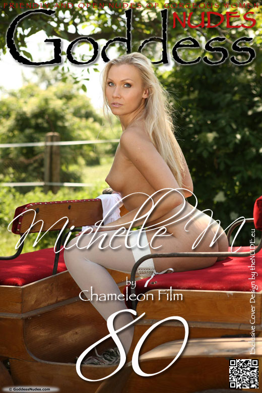 Michelle M - `Set 3` - by Chameleon Film for GODDESSNUDES