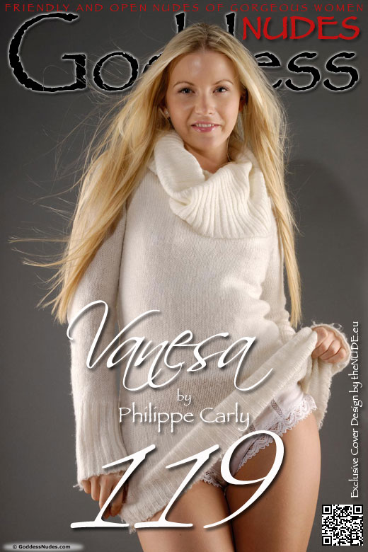 Vanesa - `Set 2` - by Philippe Carly for GODDESSNUDES
