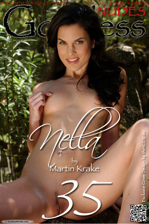 Nella - `Set 1` - by Martin Krake for GODDESSNUDES