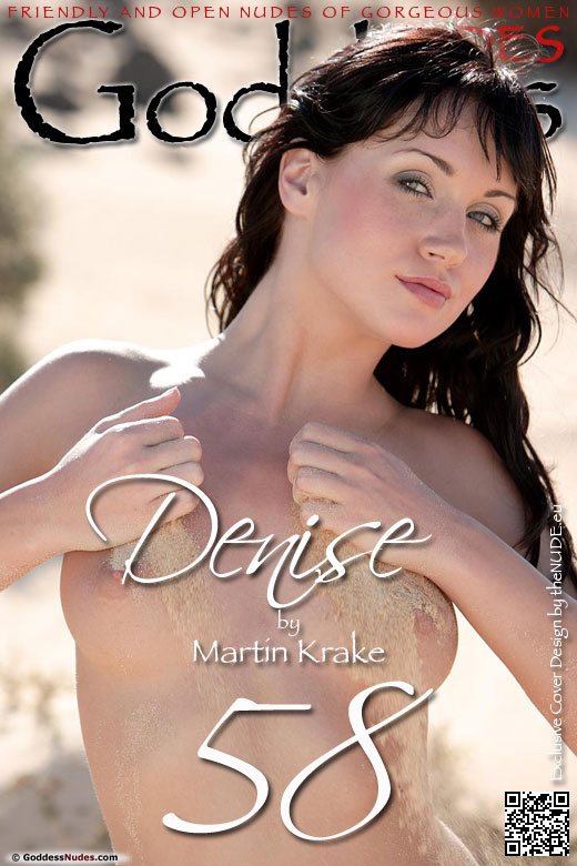 Denise - `Set 1` - by Martin Krake for GODDESSNUDES