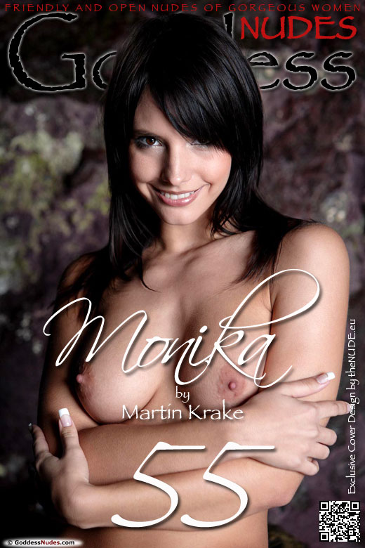 Monika - `Set 2` - by Martin Krake for GODDESSNUDES