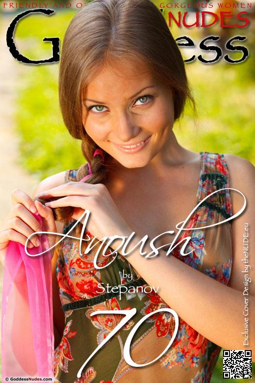 Anoush - `Set 1` - by Stepanov for GODDESSNUDES