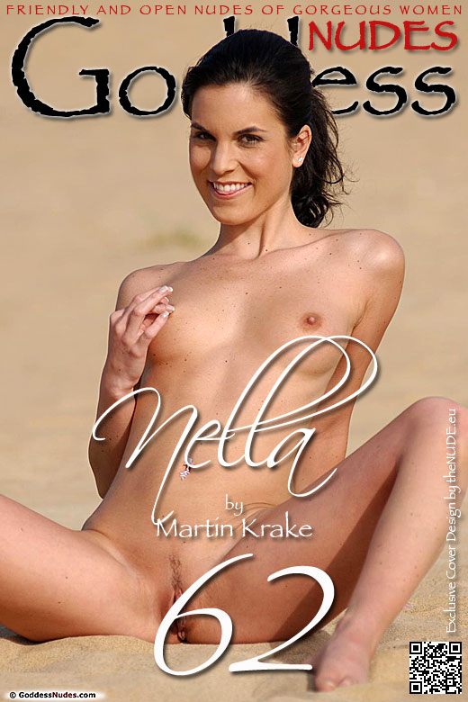 Nella - `Set 2` - by Martin Krake for GODDESSNUDES