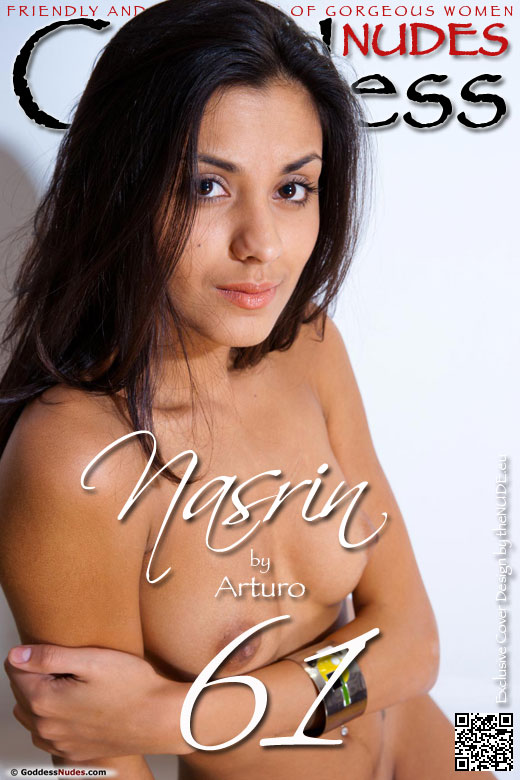 Nasrin - `Set 3` - by Arturo for GODDESSNUDES