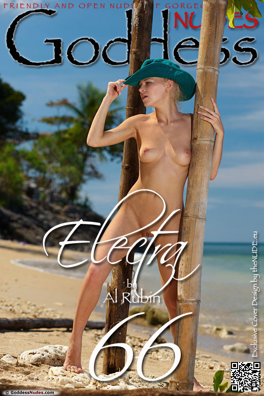 Electra - `Set 7` - by Al Rubin for GODDESSNUDES