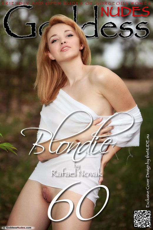 Blondie - `Set 4` - by Rafael Novak for GODDESSNUDES
