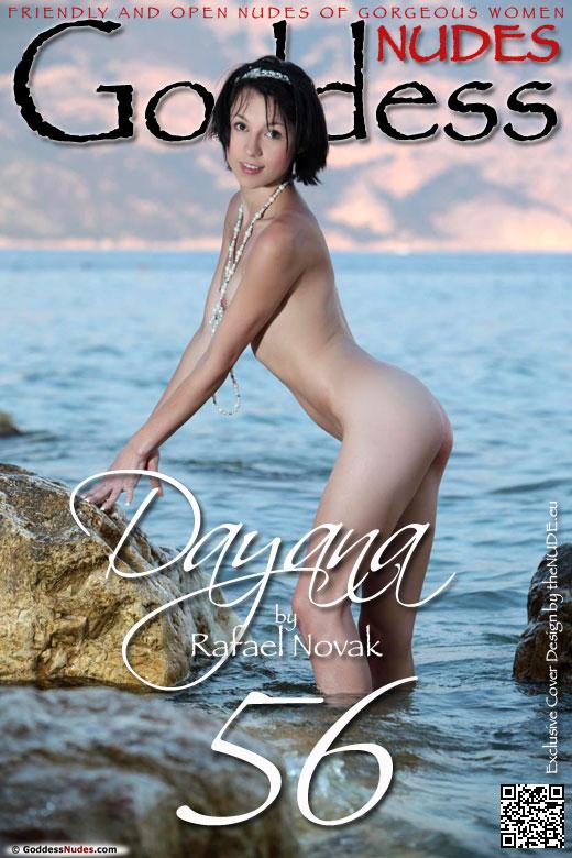 Dayana - `Set 3` - by Rafael Novak for GODDESSNUDES