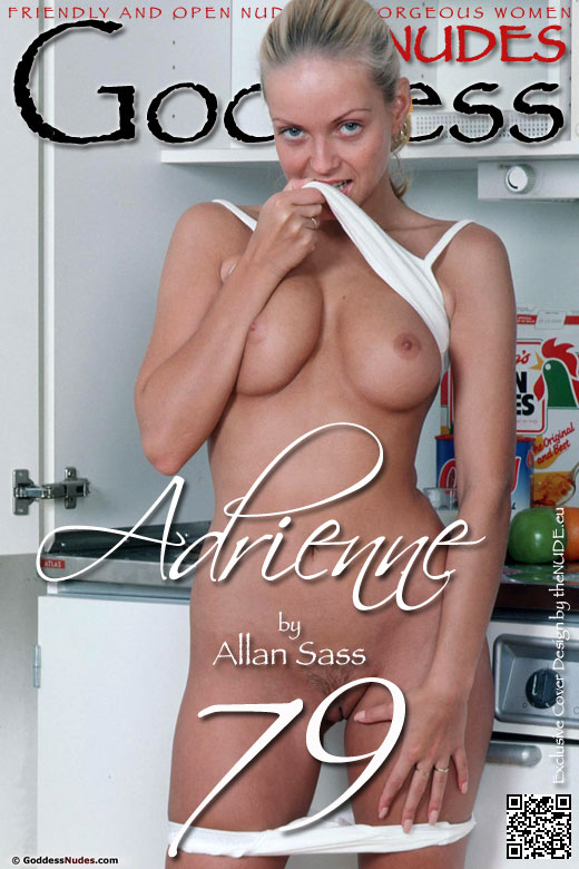Adrienne - `Set 1` - by Allan Sass for GODDESSNUDES