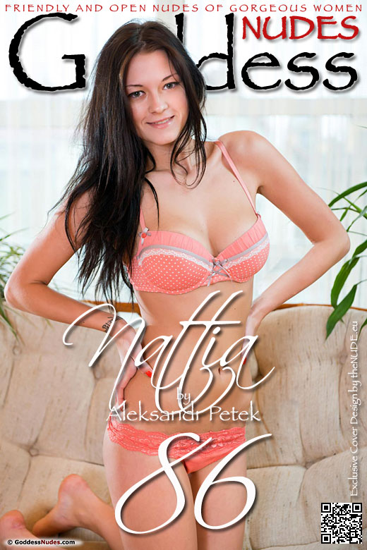 Nattia - `Set 1` - by Aleksandr Petek for GODDESSNUDES