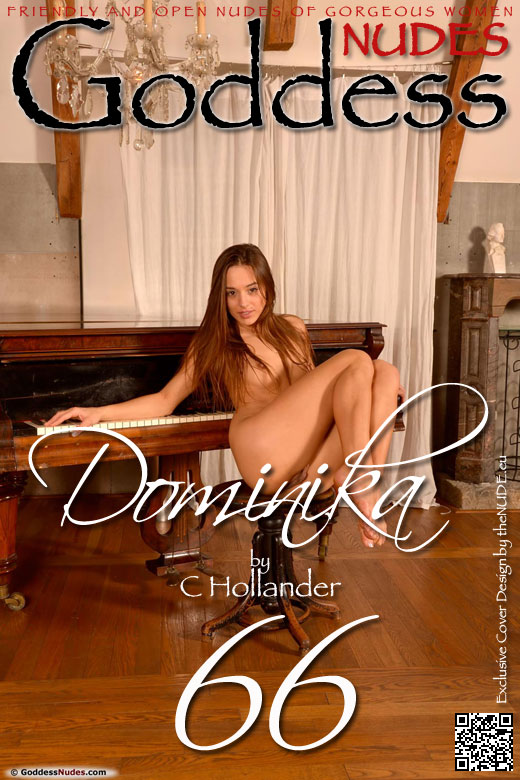 Dominika - `Set 8` - by C Hollander for GODDESSNUDES