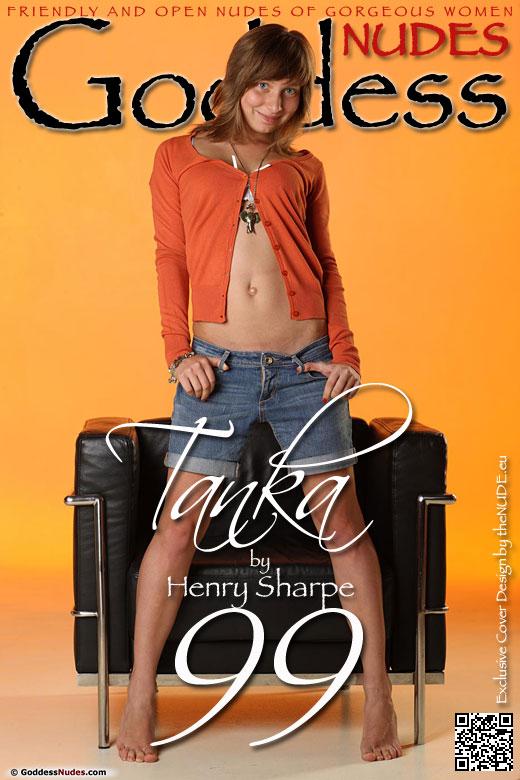 Tanka - `Set 3` - by Henry Sharpe for GODDESSNUDES