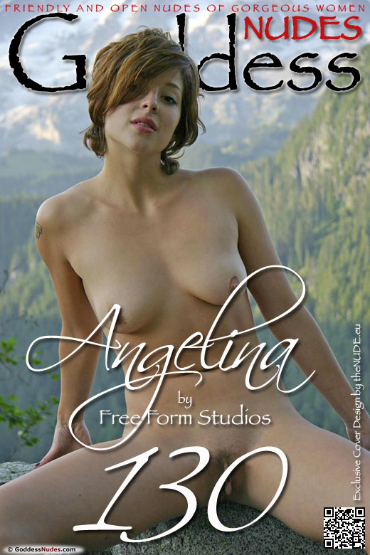 Angelina - `Set 1` - by Free Form Studios for GODDESSNUDES
