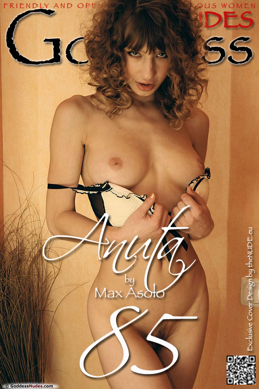 Anuta - `Set 1` - by Max Asolo for GODDESSNUDES