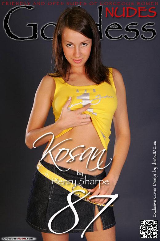 Kosan - `Set 1` - by Henry Sharpe for GODDESSNUDES