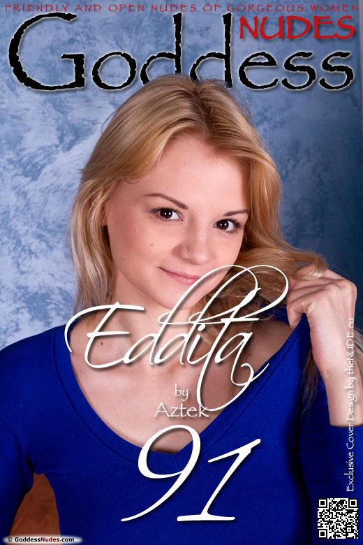 Eddita - `Set 1` - by Aztek for GODDESSNUDES