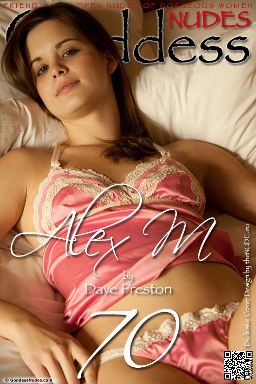 Alex M - `Set 2` - by Dave Preston for GODDESSNUDES