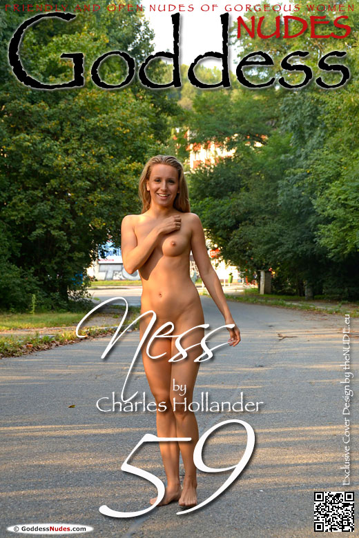 Ness in Set 2 gallery from GODDESSNUDES by Charles Hollander