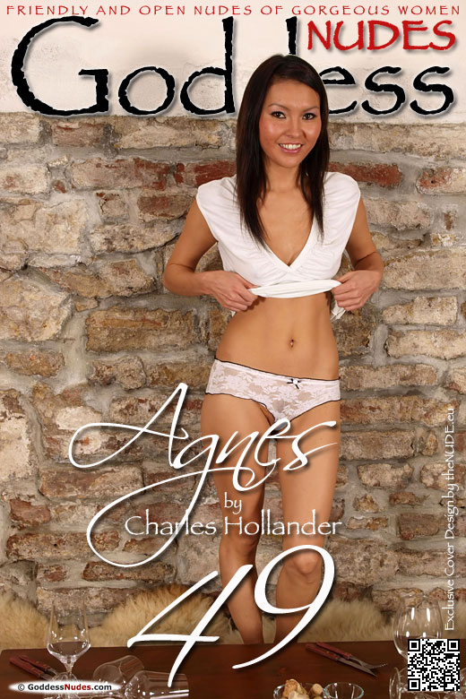 Agnes in Set 9 gallery from GODDESSNUDES by Charles Hollander