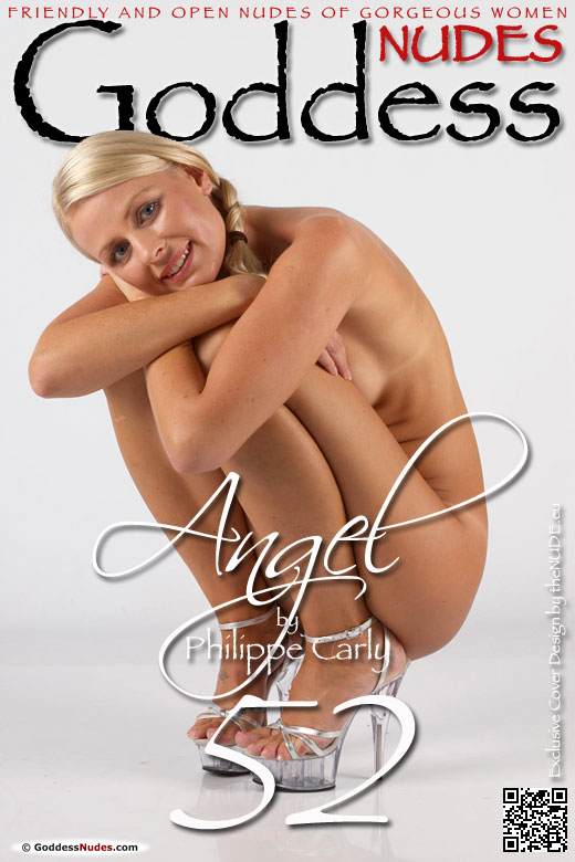 Angel in Set 2 gallery from GODDESSNUDES by Philippe Carly