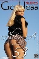 Alicia A - Set 1