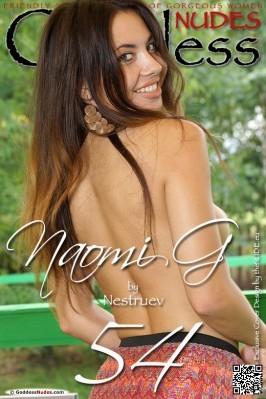 Naomi G  from GODDESSNUDES