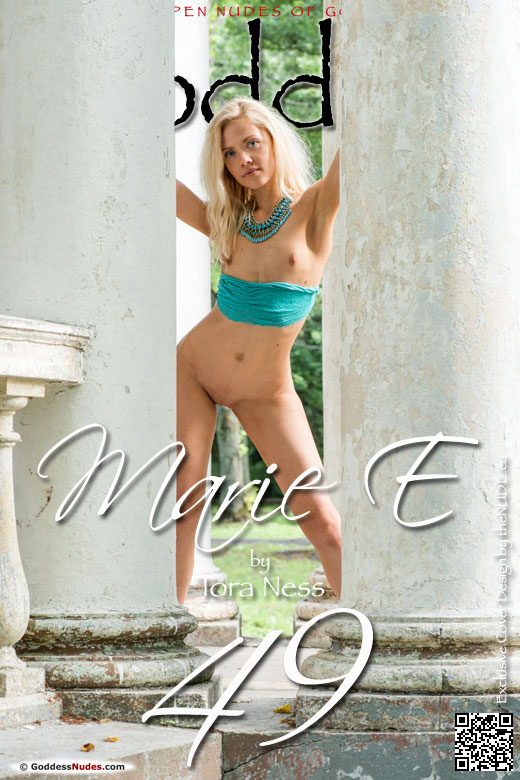 Marie E in Set 2 gallery from GODDESSNUDES by Tora Ness