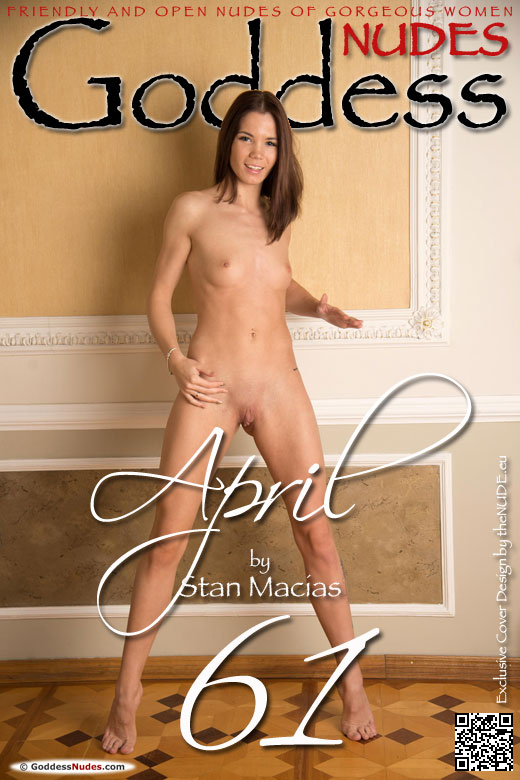 April in Set 1 gallery from GODDESSNUDES by Stan Macias