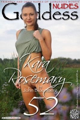 Kara Rosemary  from GODDESSNUDES