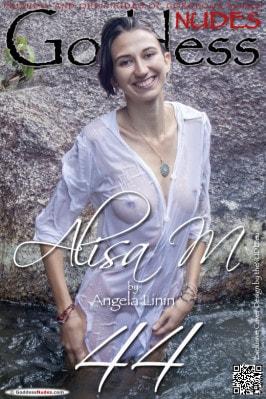 Alisa M  from GODDESSNUDES