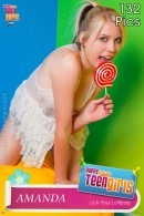Amanda Presents Lick Your Lollipop