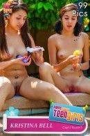 Kristina Bell Presents Can I Touch? gallery from HAPPYNAKEDTEENGIRLS by DavidNudesWorld