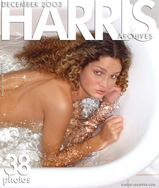 Princess - `Bath` - by Ron Harris for HARRIS-ARCHIVES