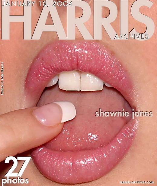 Shawnie Jones in Black gallery from HARRIS-ARCHIVES by Ron Harris