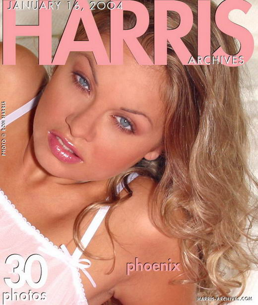 Phoenix - `Pink Panties` - by Ron Harris for HARRIS-ARCHIVES