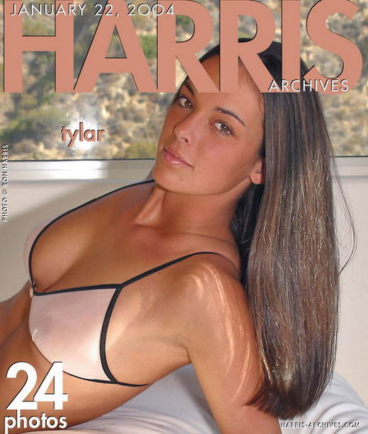 Tylar in Bed gallery from HARRIS-ARCHIVES by Ron Harris