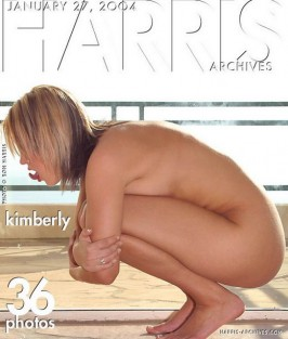 Kimberly  from HARRIS-ARCHIVES